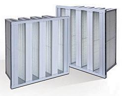 Компактные фильтры для очистки воздуха