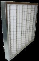 Изображение ячейковых гофрированных фильтров ФЯГ